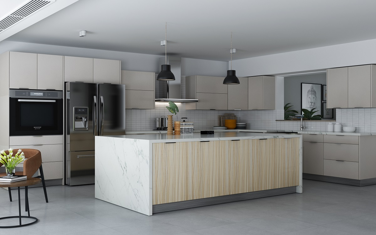 High Gloss Kitchen Cabinets Suppliers