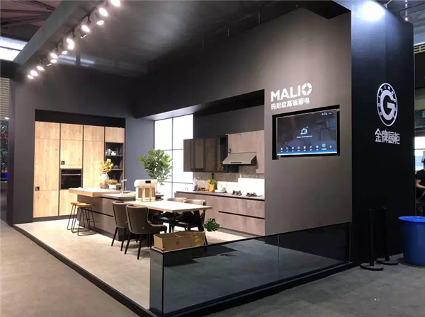 goldenhome cabinetry participated in 2018 shanghai kitchen and - Shanghai Kitchen
