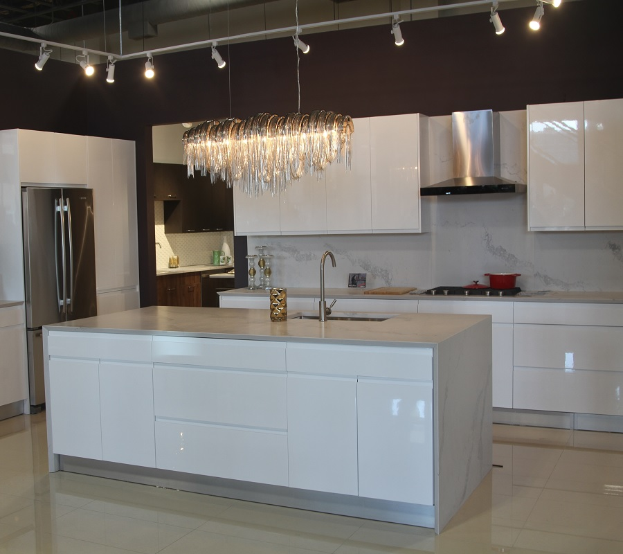 Lacquer Kitchen Cabinets Goldenhome Cabinetry White Lacquer Kitchen